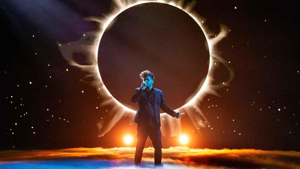 En qué puesto canta Blas Cantó en el Festival de Eurovisión 2021