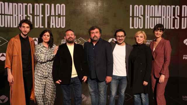 El reparto principal del esperado regreso de 'Los hombres de Paco'.
