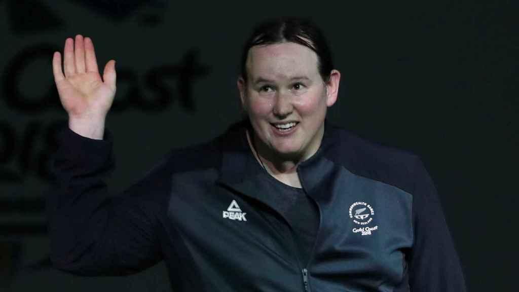 Laurel Hubbard, halterófila neozelandesa de 43 años que podría convertirse en la primera deportista transgénero en unos Juegos Olímpicos