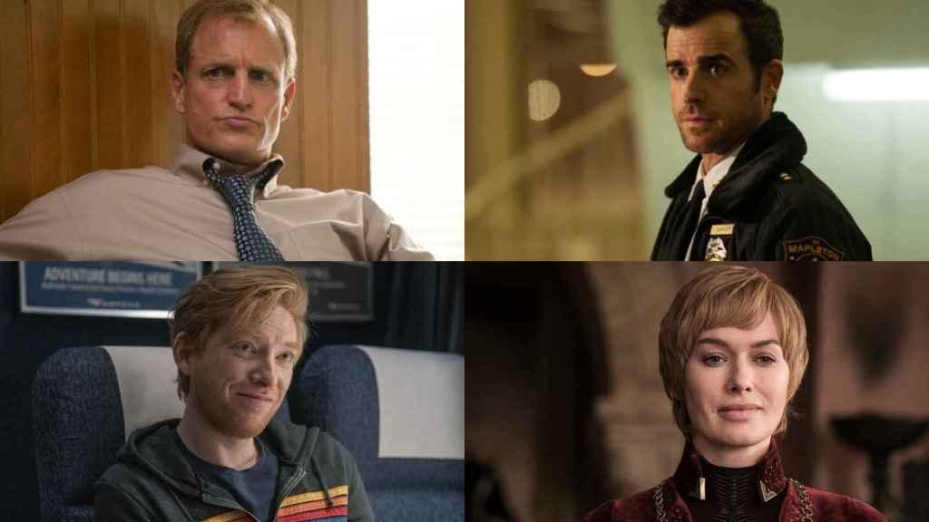 Woody Harrelson, Justin Theroux, Domhall Gleeson y Lena Headey protagonizan la miniserie de HBO sobre el Watergate.