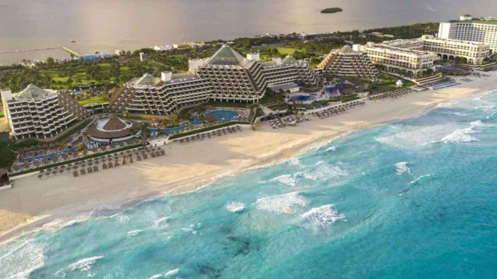 Hotel Paradisus Cancún de Meliá.