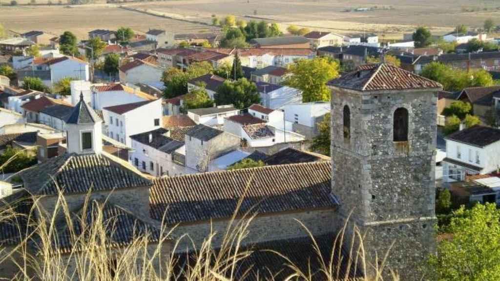 Fuentidueña de Tajo, municipio al sureste de la Comunidad de Madrid.