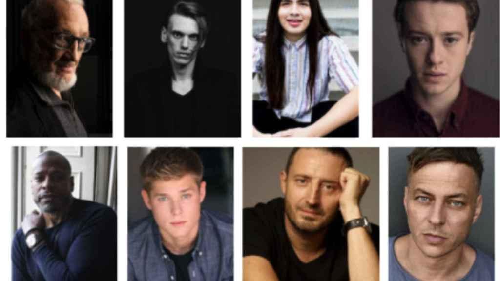 Nuevos actores de 'Stranger Things'.