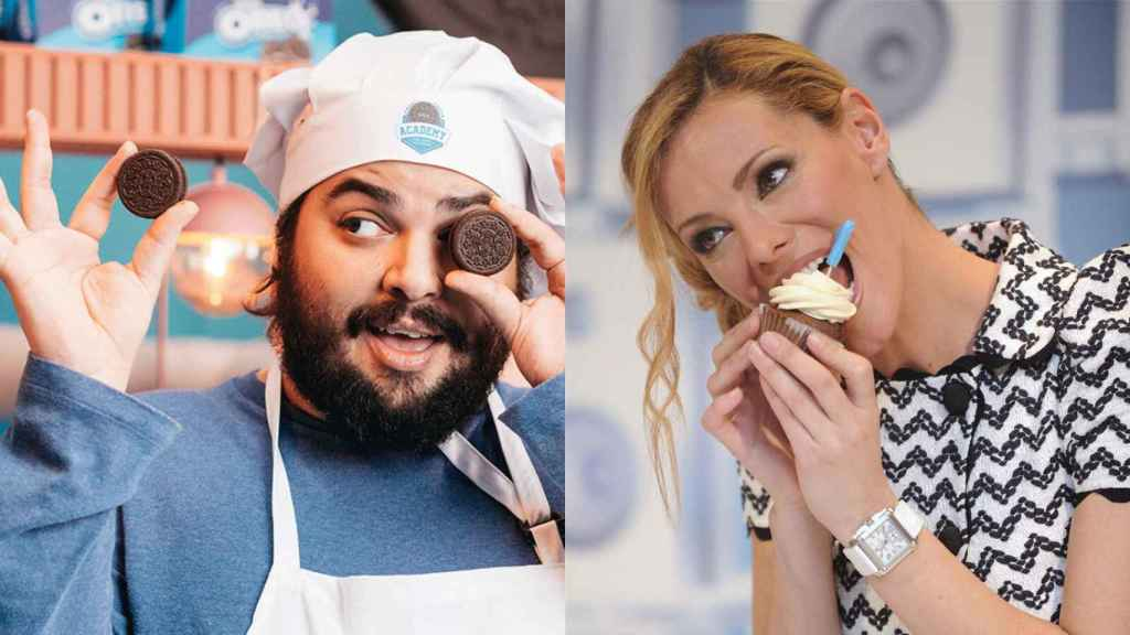 Paula Vázquez y Brays Efe presentarán 'Celebrity Bake Off España' en Amazon