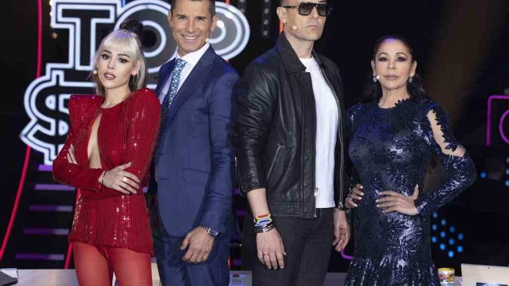 'Top Star' arranca este viernes 7 de mayo.