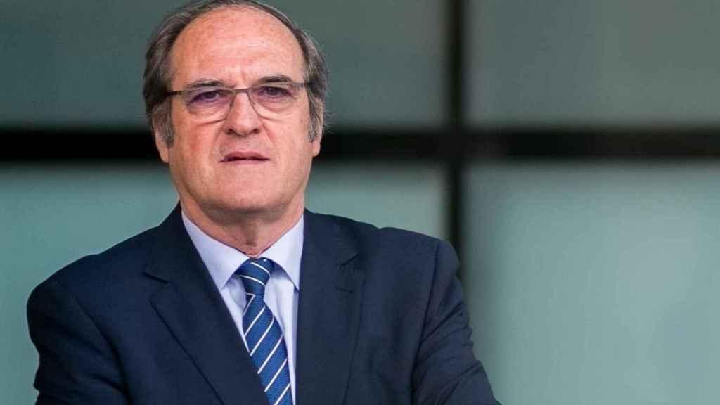 Ángel Gabilondo.