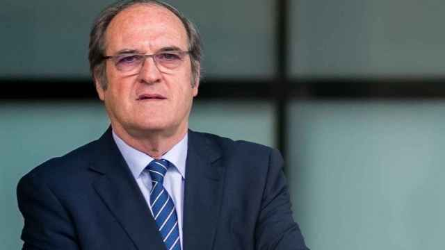 El excandidato a la Comunidad de Madrid Ángel Gabilondo.