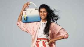 Imagen de la colección de verano de Louis Vuitton, compartida por la firma en sus redes sociales.
