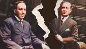 Antonio y Manuel Machado: dos hermanos unidos por la literatura y separados por la Guerra Civil.