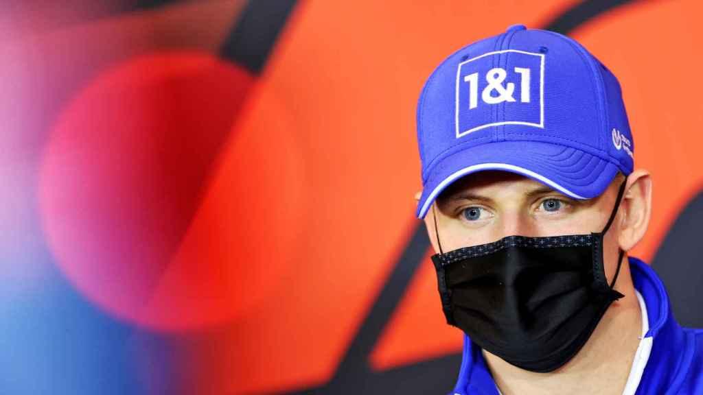 Mick Schumacher durante esta temporada en Fórmula 1