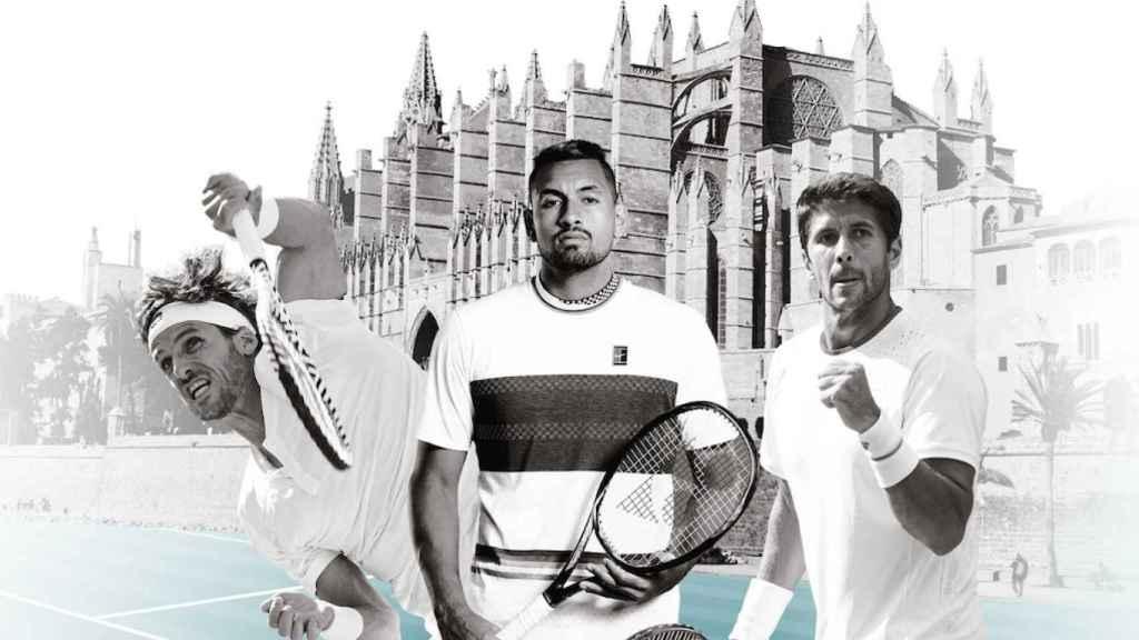 Cartel promocional del Mallorca Championships