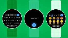El teclado de Google, Gboard, llega a los relojes inteligentes