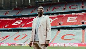 David Alaba se despide del Bayern Múnich