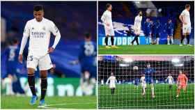 La eliminación del Real Madrid ante el Chelsea