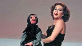 Mari Carmen y doña Rogelia en una imagen de archivo (Europa Press)
