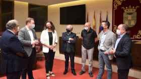 Constitución en el Ayuntamiento de Albacete de la Mesa de Seguimiento de la Declaración del Teatro-Circo como Patrimonio Mundial de la Humanidad