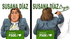 Susana Díaz Ayuso.