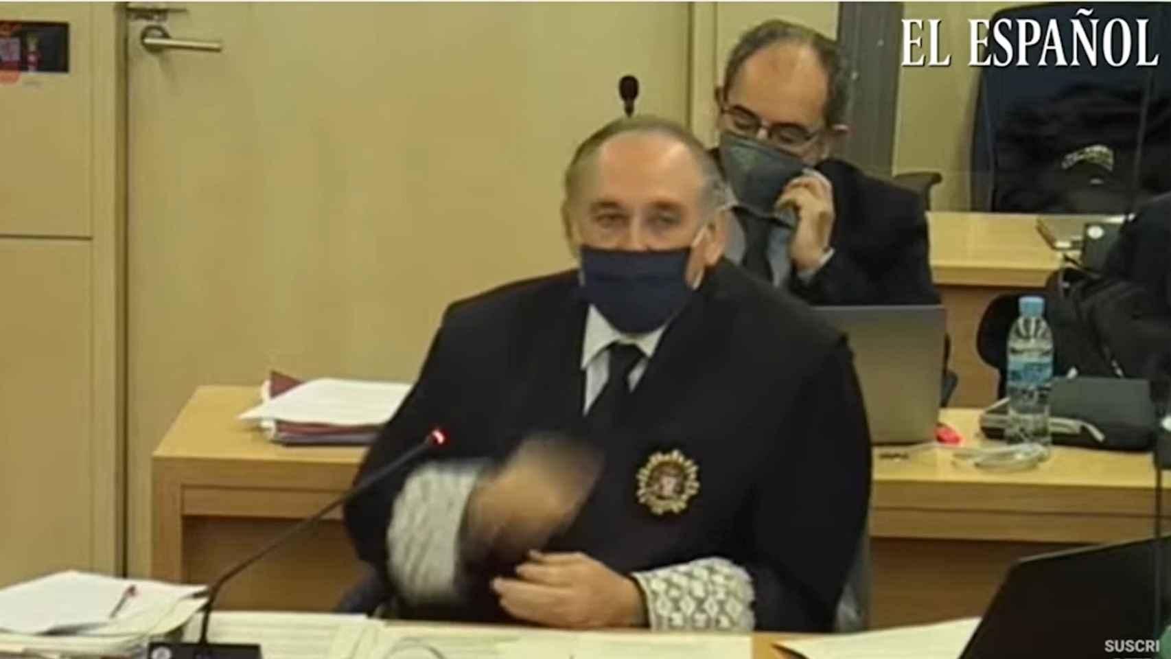 Declaraciones de la Fiscalía en el juicio a Barcenas