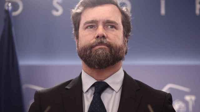 Iván Espinosa de los Monteros, portavoz de Vox en el Congreso de los Diputados.