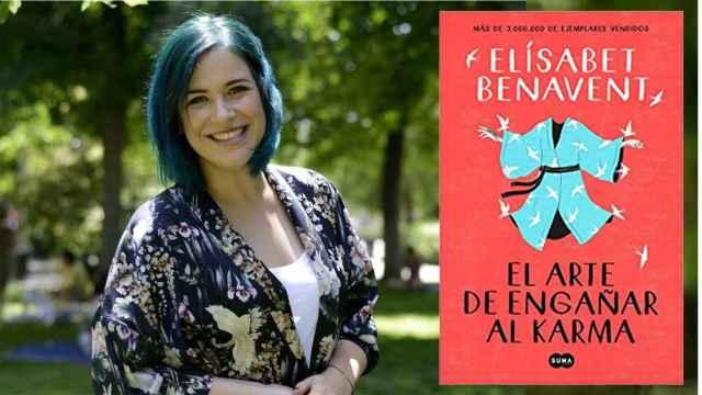 'El arte de engañar al karma': el nuevo lanzamiento de Elísabet Benavent
