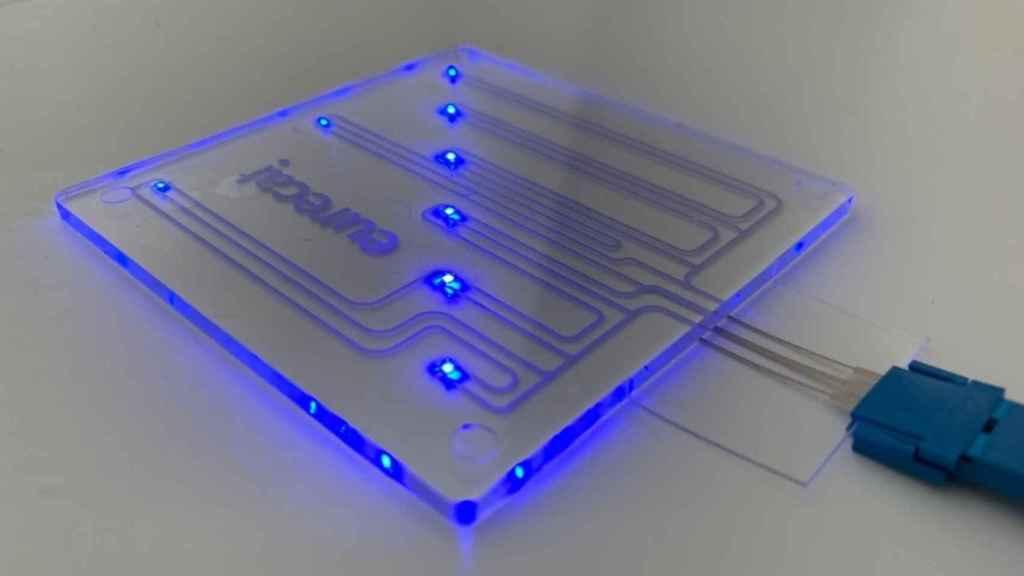 Un proyecto industrial desarrollado con tecnología punta por Eurecat.