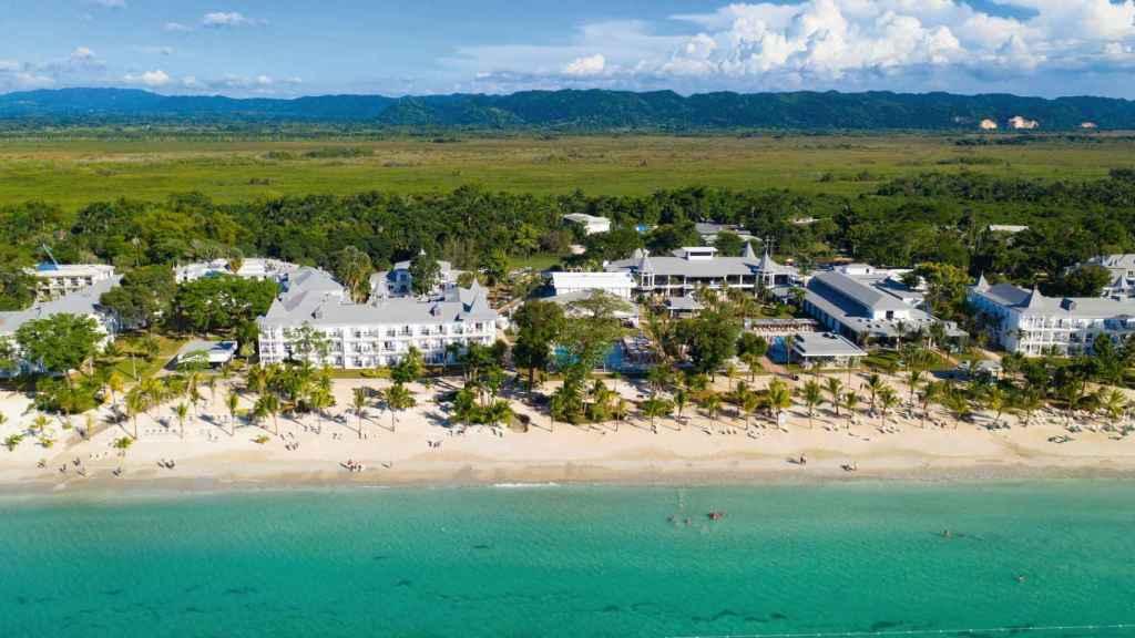 Riu Palace Tropical Bay.