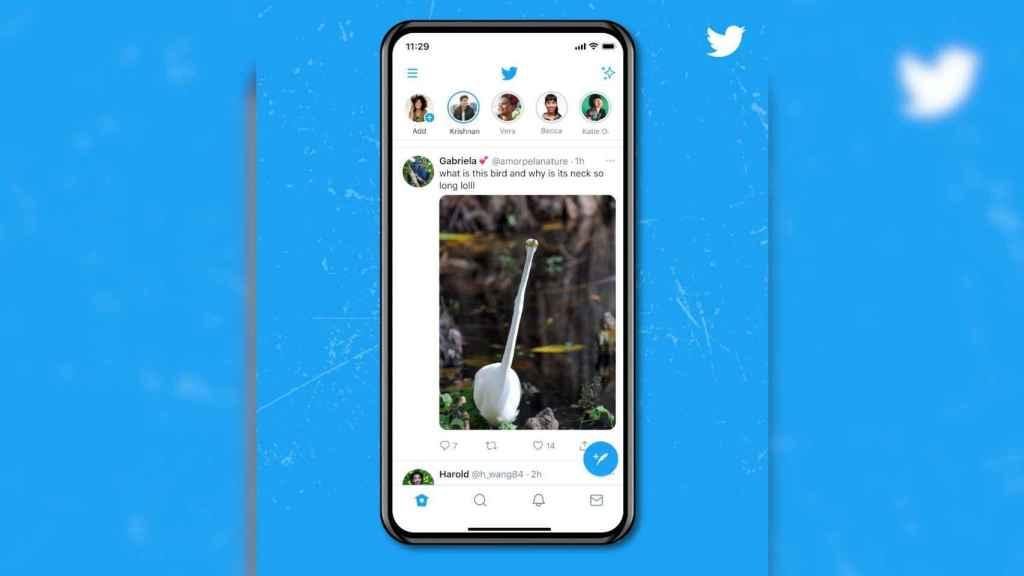 Twitter ahora permite publicar imágenes verticales