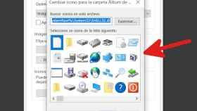 Iconos viejos en Windows 10