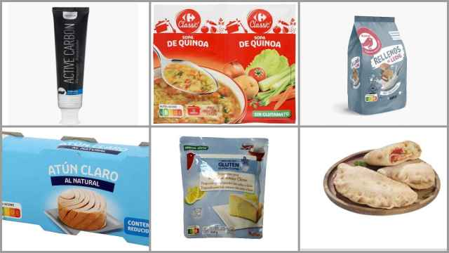 Las 20 novedades de Mercadona, Lidl, Aldi, Alcampo y Carrefour: pan, atún, galletas...