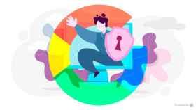 Etiquetas de privacidad en Google