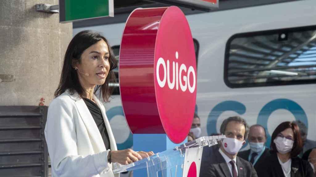 Isabel Pardo de Vera, la presidenta de Adif.