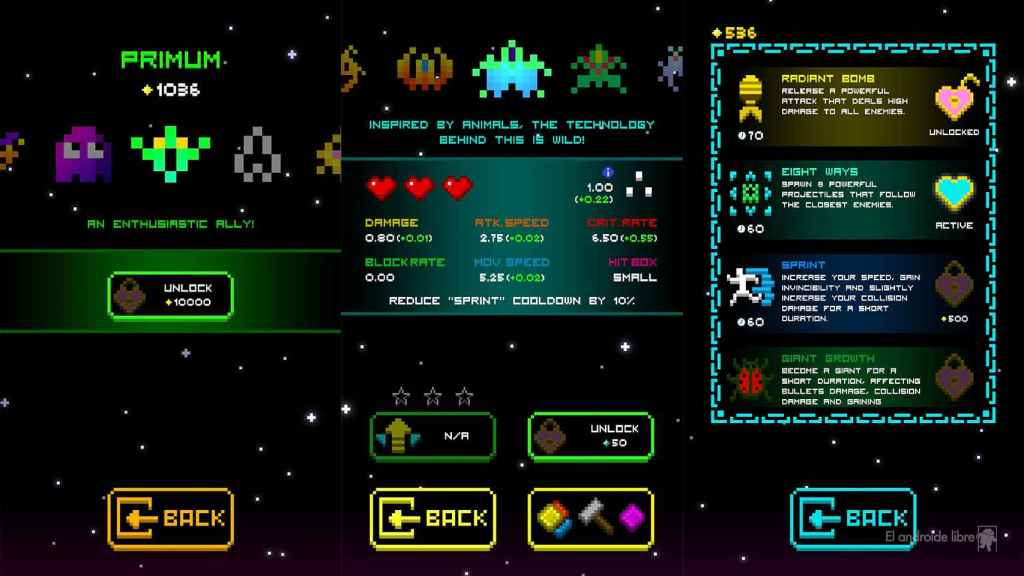 Arcadium Space War