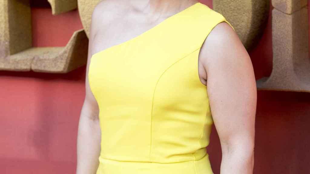 Rosa López en una imagen de archivo fechada en julio de 2019.