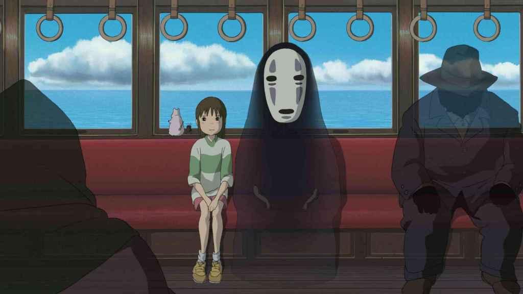 'El viaje de Chihiro'.