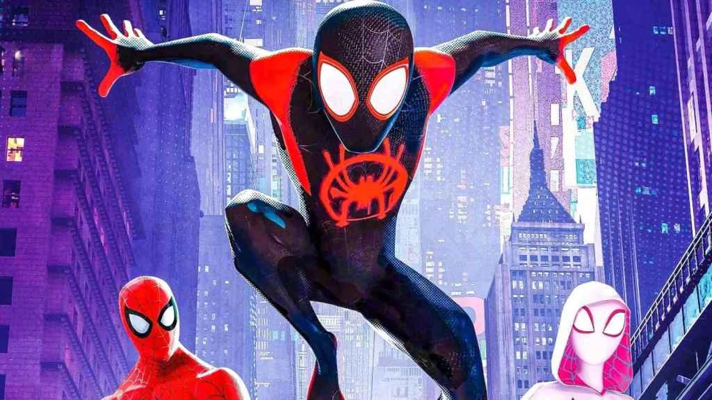 'Spider-man'.