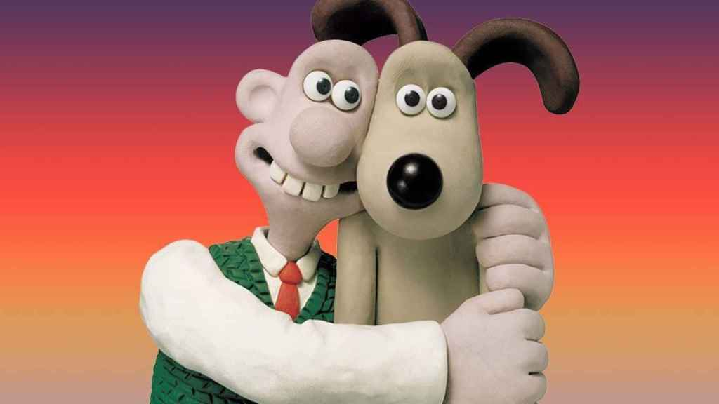 'Wallace y Gromit'.
