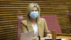 Sunsi Sanchis, la diputada de Cs que dimite 15 días después de jurar el cargo y se queda con el acta. EE