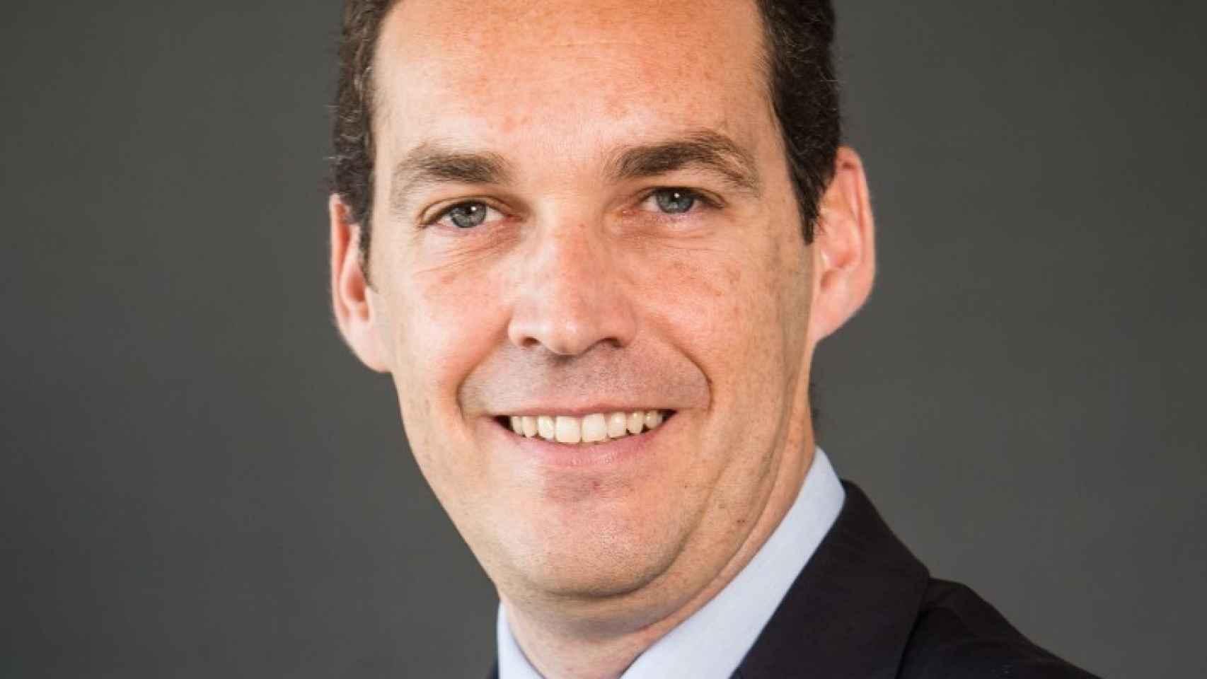 Raúl Sánchez, country manager & responsable de Western Union en España.