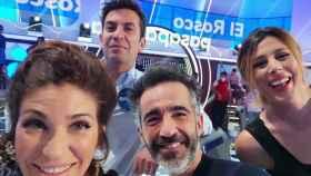 'Pasapalabra': Quiénes son los invitados de hoy Pepe Ocio, Arturo Valls, Marina Gatell y Valeria Ros