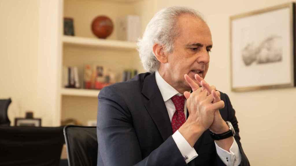 Ruiz Escudero anuncia que el Zendal se usará como centro para derivar los pacientes cuando se esté reformando La Paz.