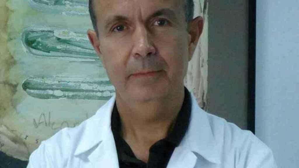 Juan Antonio Luján, cirujano bariátrico.