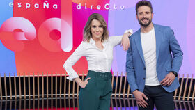 'España Directo' se refuerza e inicia nueva etapa con Àngel Pons como copresentador
