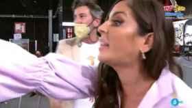Anabel Pantoja estalla contra Rafa Mora tras burlarse de su padre: Te reviento la cabeza
