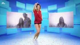 Lara Álvarez debuta como cantante interpretando el tema de Mediaset para la Eurocopa