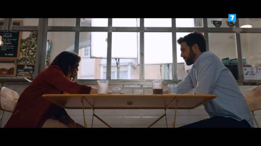 Gonzo entrevista a Isabel Díaz Ayuso en el primer programa de la nueva temporada.