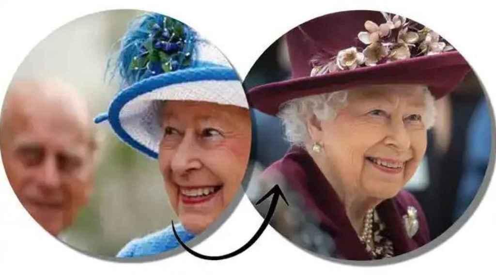 La imagen principal de los perfiles oficiales de The Royal Family  ha cambiado.