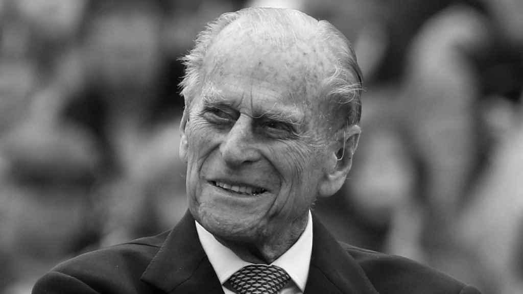 El duque de Edimburgo, en una imagen de archivo.