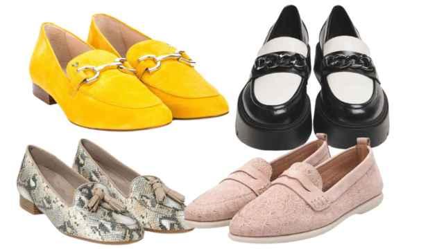 Los mocasines que vas a querer llevar antes de sacar el calzado de verano