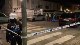 Imagen tras el tiroteo de esta semana en Ciudad Real
