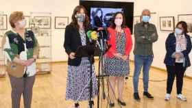 La consejera de Igualdad, Blanca Fernández, ha dado a conocer a las ganadoras del Premio Periodístico Luisa Alberca Lorente por la igualdad de género de CLM